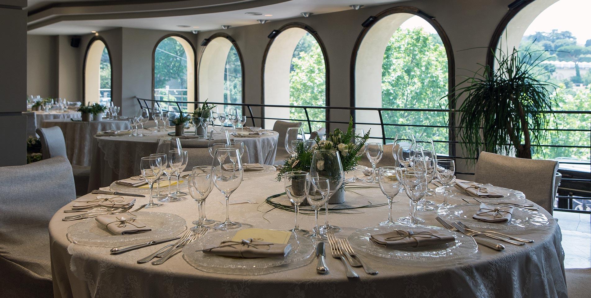 Ristorante matrimonio roma castelli romani - Ristorante con tavoli all aperto roma ...